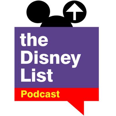 The Disney List Podcast