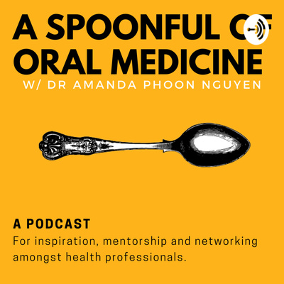 A Spoonful of Oral Medicine