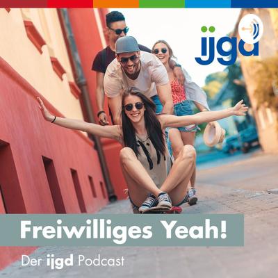 Freiwilliges yeah! - der ijgd Podcast aus Berlin