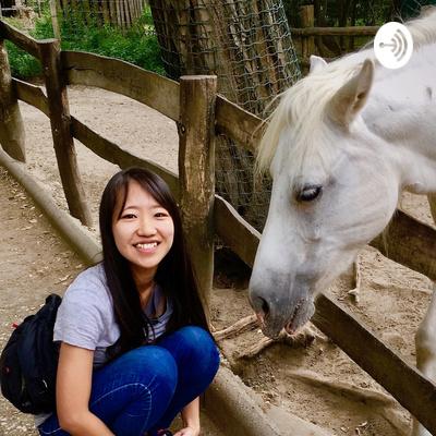 ラジオ【YURIEの自分ごと】馬好き海外フリーランス