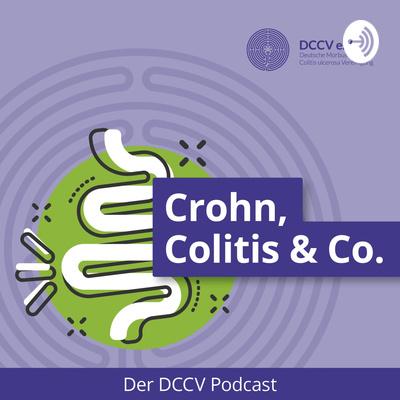 Crohn, Colitis & Co – der DCCV Podcast