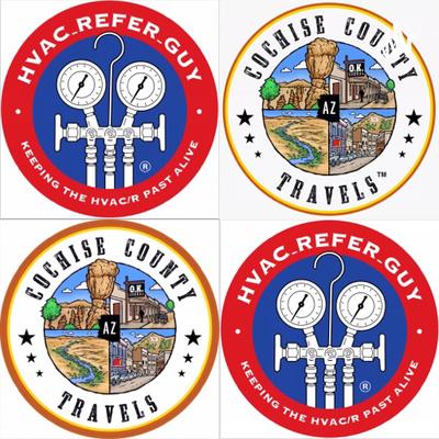 Hvac_Refer_Guy/CochiseCounty_Travels