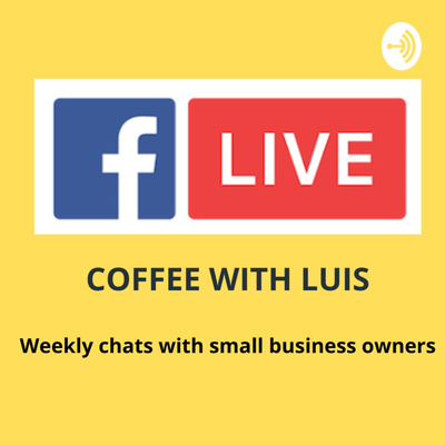 Coffee with Luis