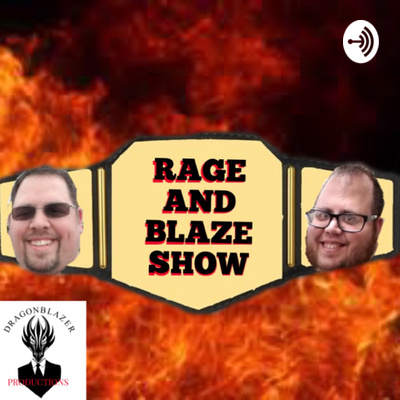 The Rage and Blaze WWE Wrestling PPV rewatch podcast