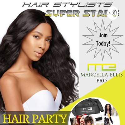 Marcella Ellis discuss a unique concept within the hair industry!