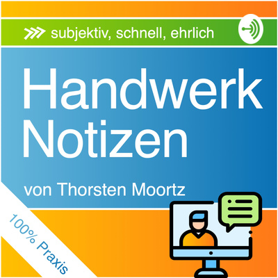 Handwerk - Notizen
