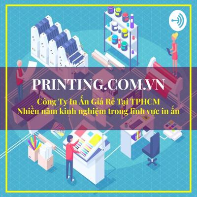 PrintingComVn - Công ty in ấn giá rẻ tại TPHCM