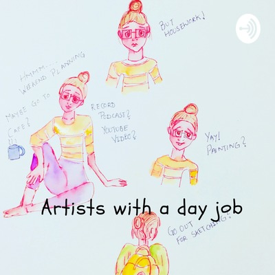 Artist with a day Job