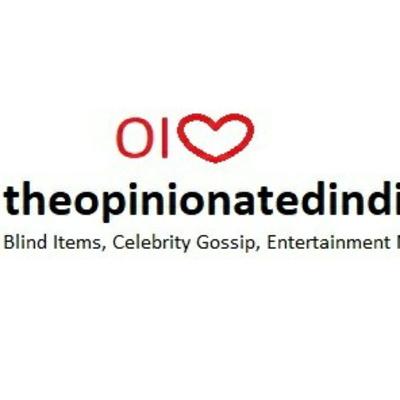 Bollywood Blind Items