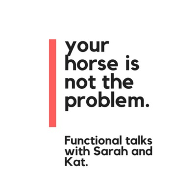 Your Horse is Not the Problem.