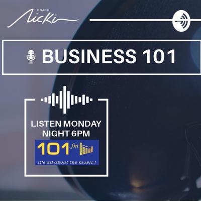 Business 101 Show Coach nicki