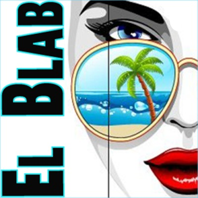 EL BLAB makeup