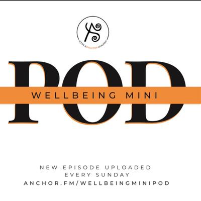Wellbeing mini pod