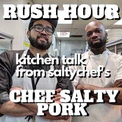 Chef salty pork