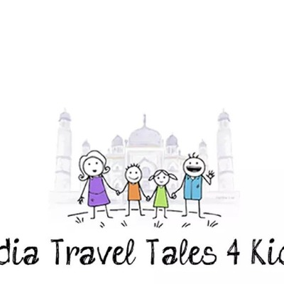 India Travel Tales 4 Kids