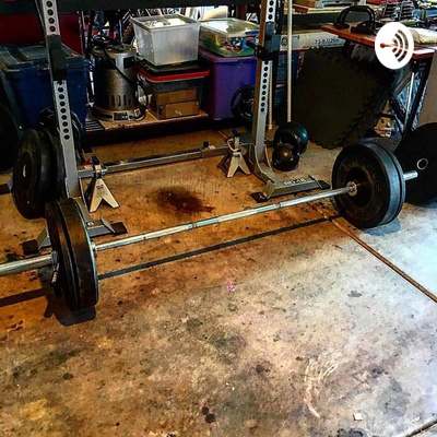 Finding motivation garage gyms by kevin s rusting barbell