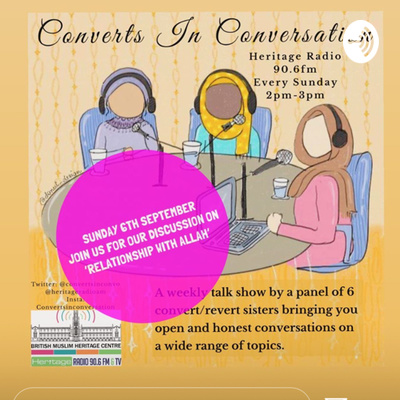 Converts in Conversation: Our Relationship with Allah