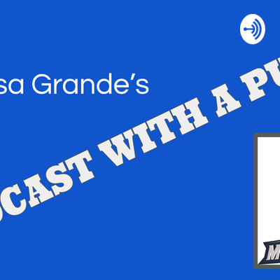 Podcast with a pupil