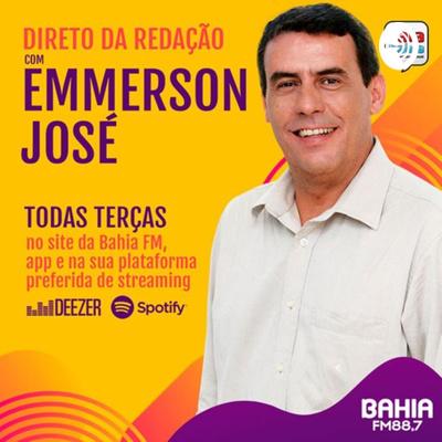 Direto da Redação com Emmerson José