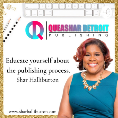 Authors Are Legacy Builders Podcast with Host Shar Halliburton
