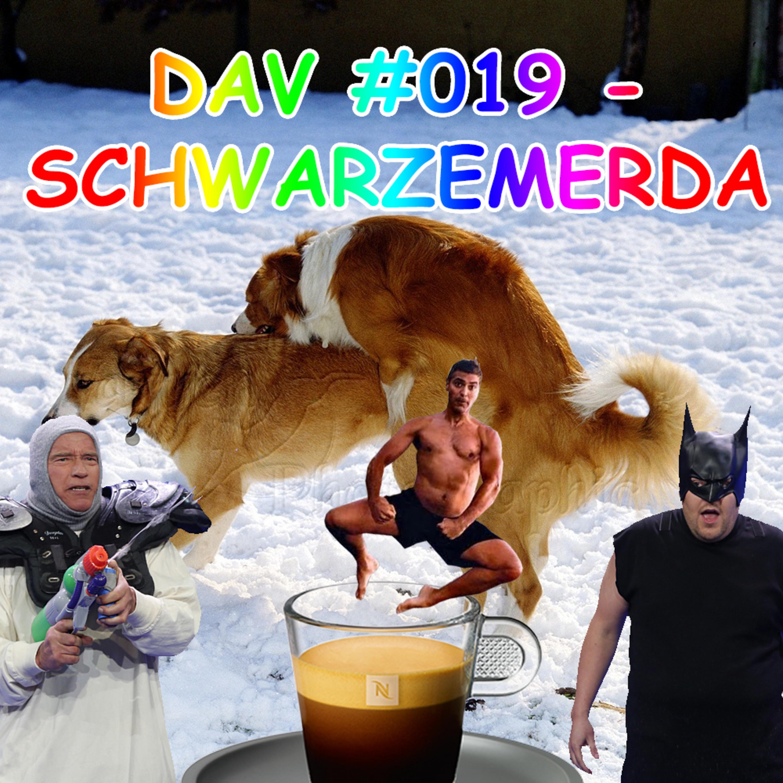 DAV #019 - SCHWARZEMERDA