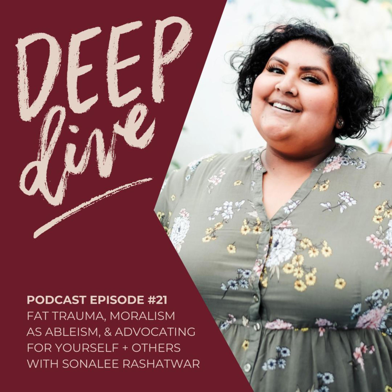 Deep Dive with Dana Falsetti | Podbay