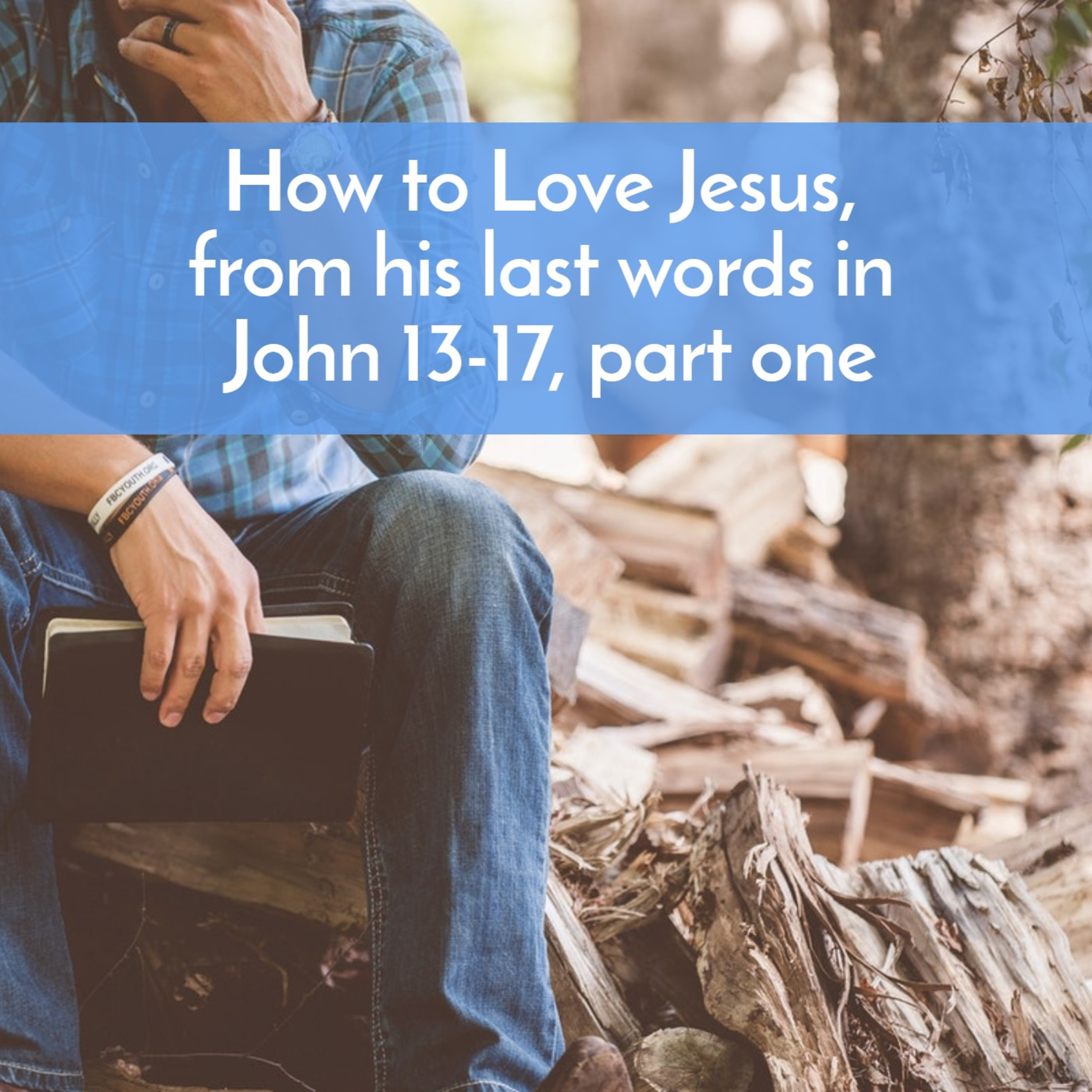How to love Jesus, how his last words in John 13-17 can help us