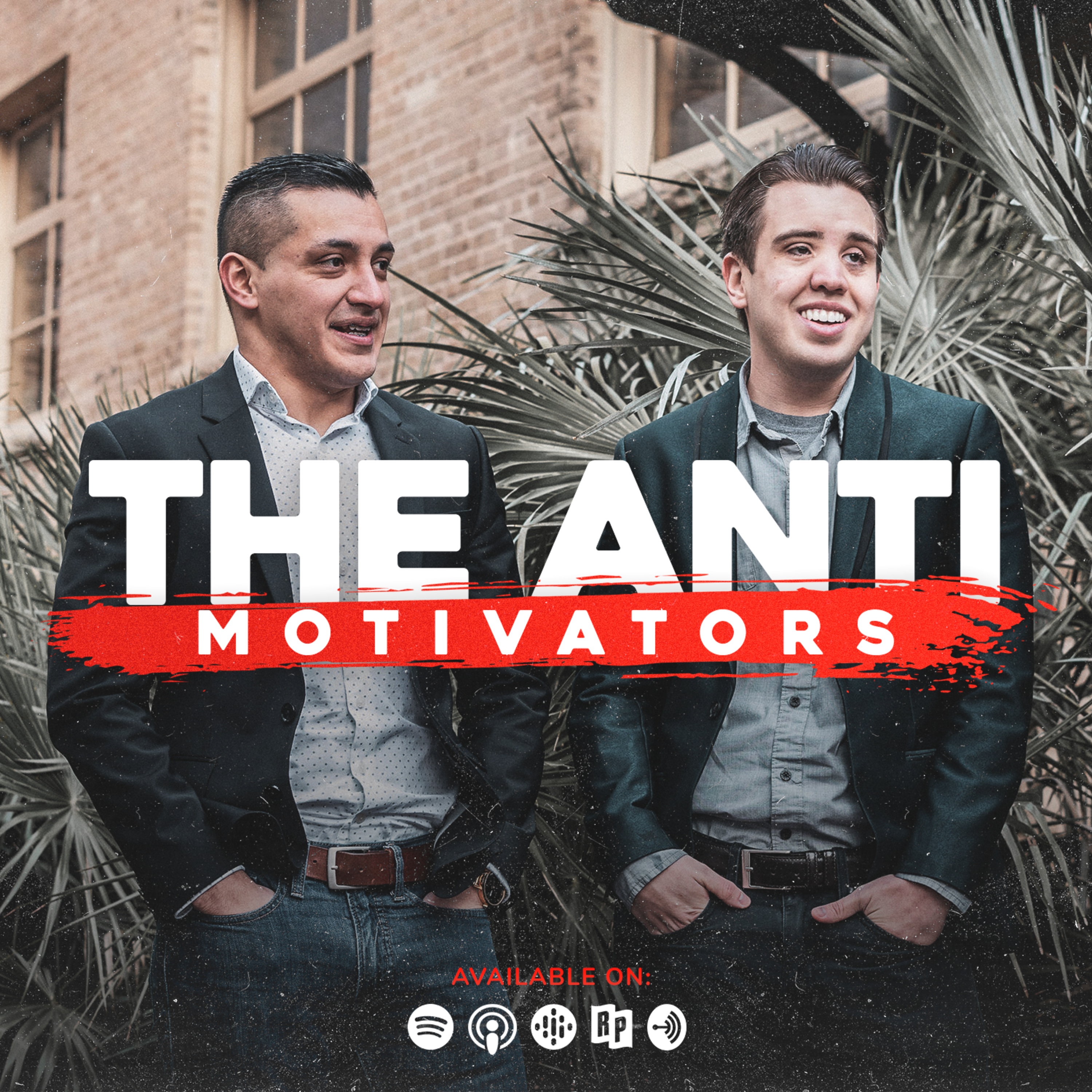 The Anti-Motivators: Episode 5 - Don't Lower Your Standards 📉