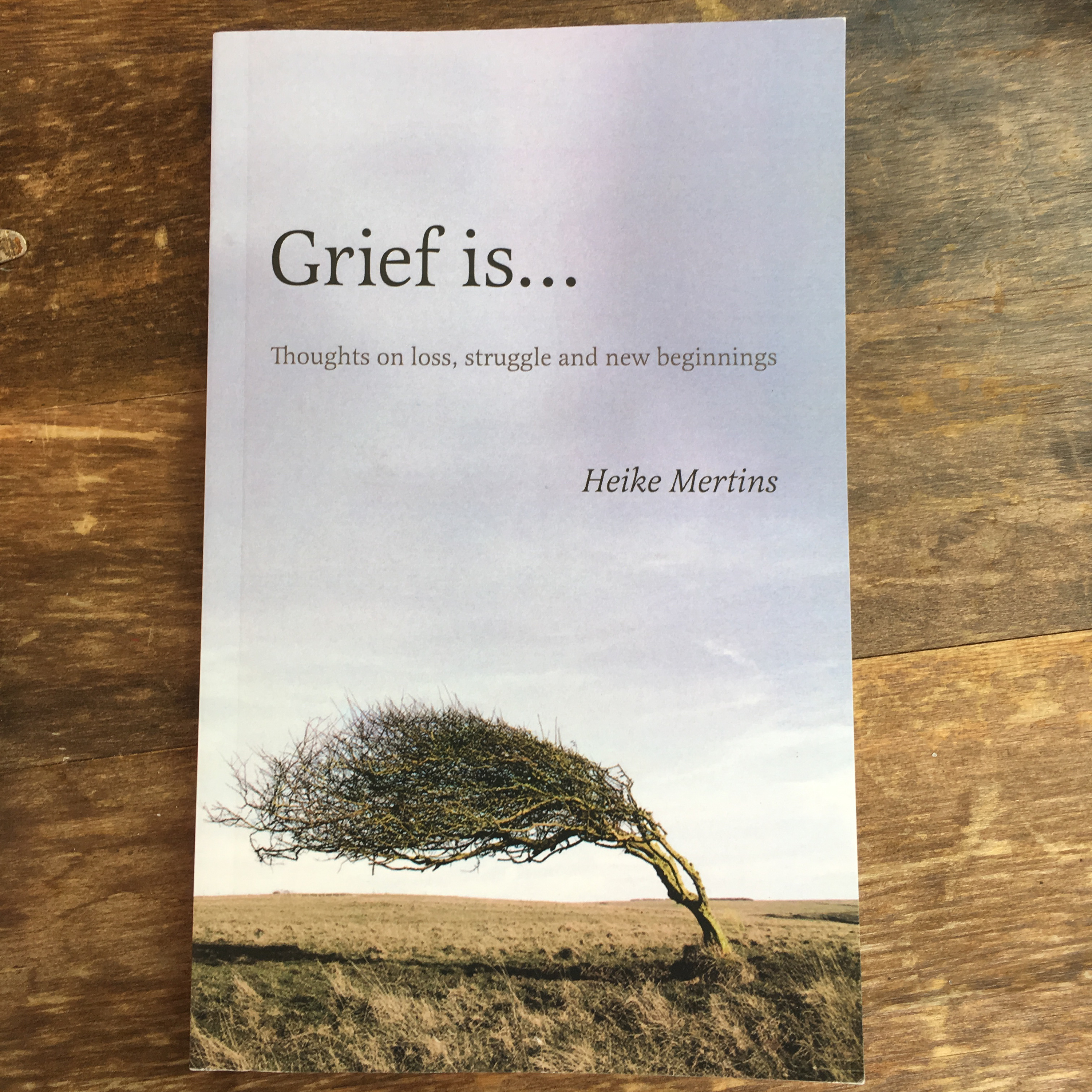 22. Grief is . . . –with Heike Mertins