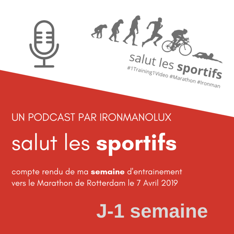 Episode 09 - Salut les Sportifs Le Podcast - IronmanoLux #1Training1Video #TeamPaulSardain