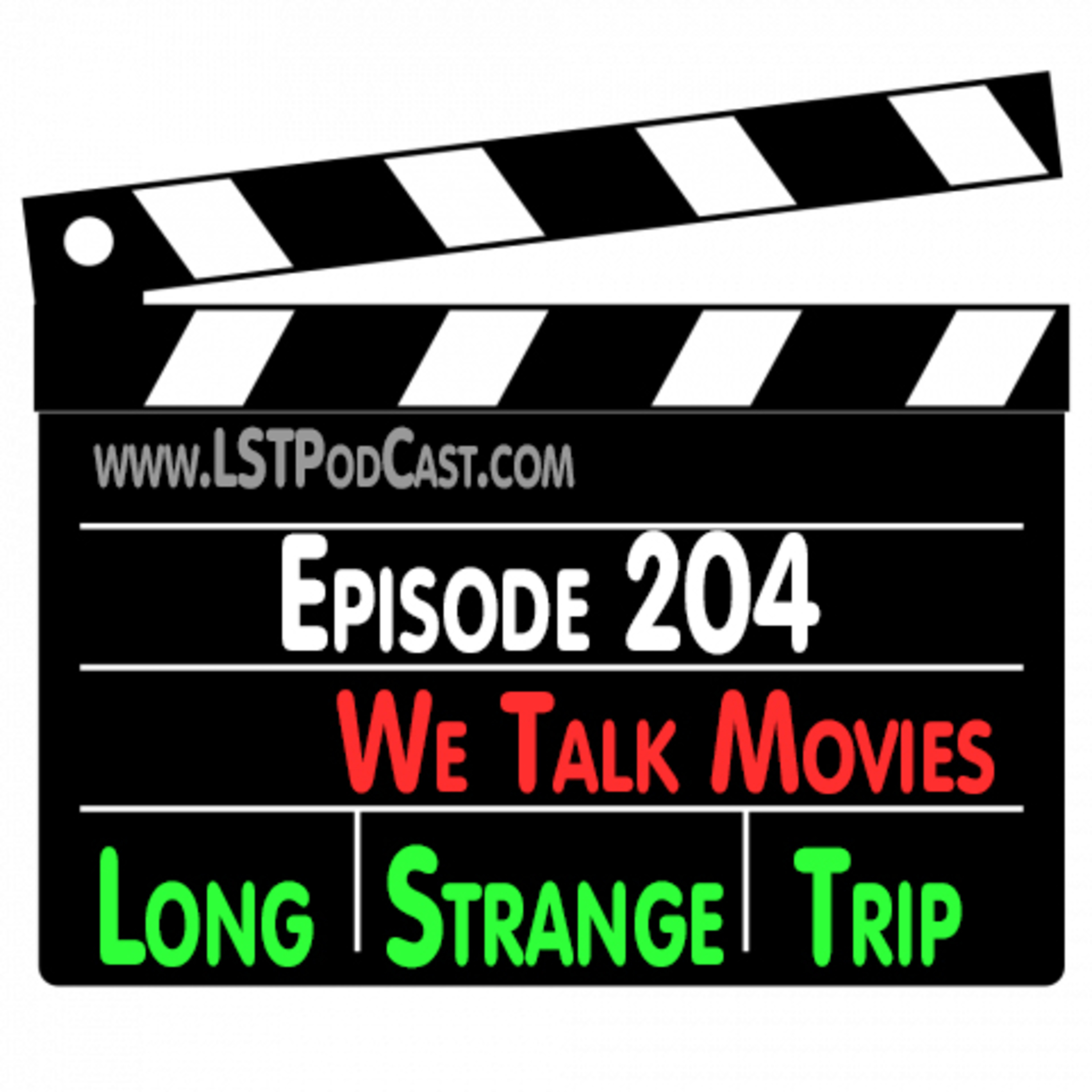 LST 204 - Un-original Movies and Scottye's Weiner