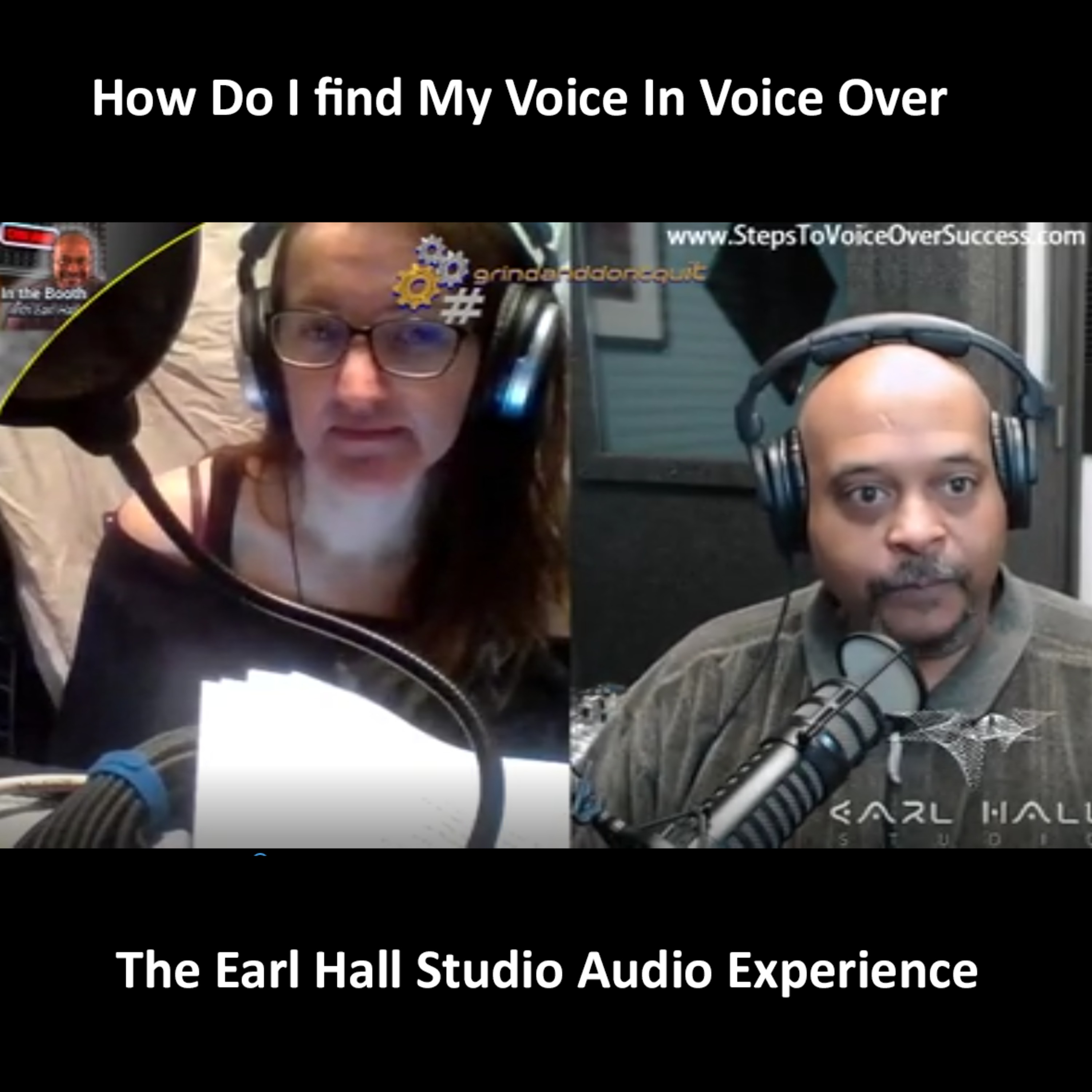 Earl hall voice over