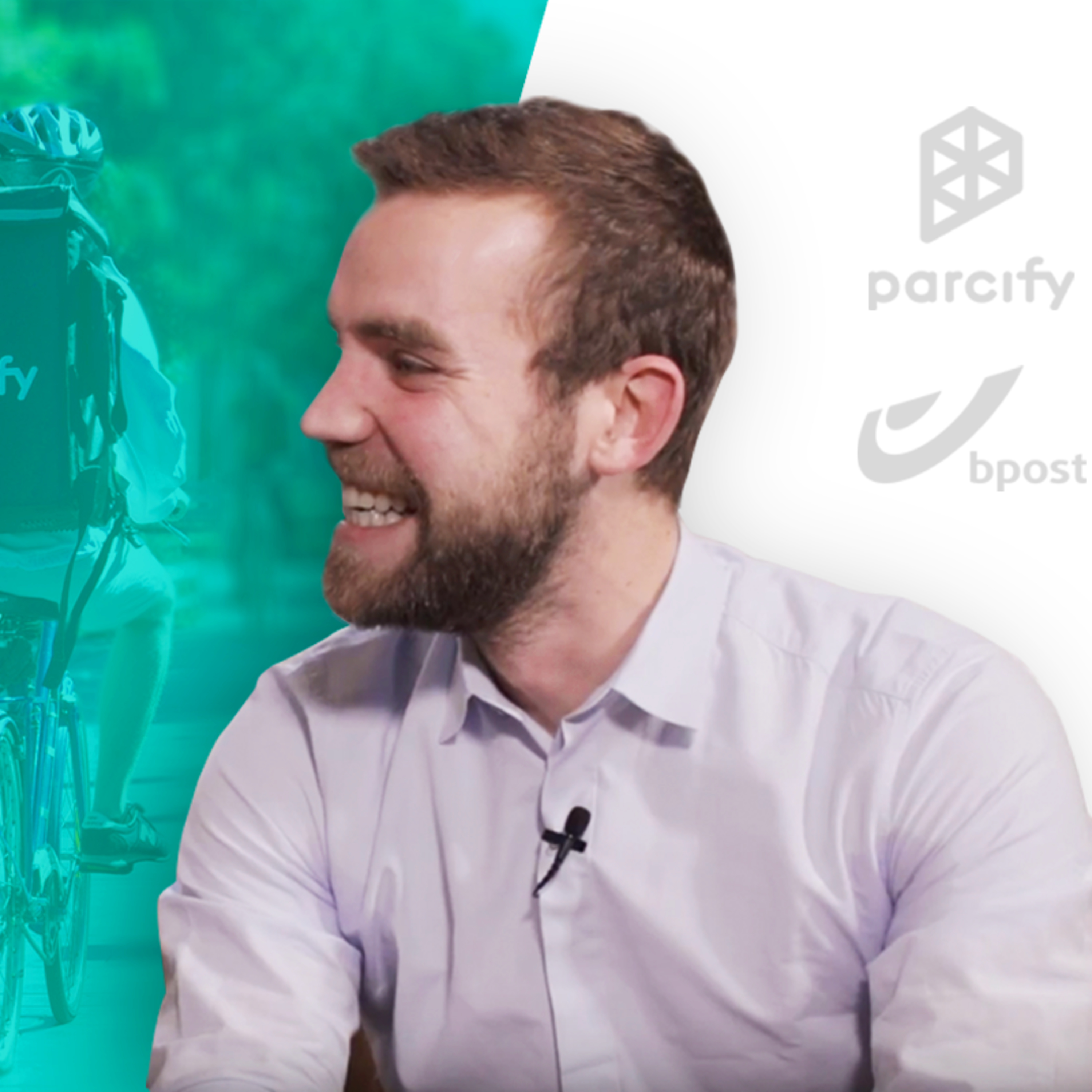 William de Vos — building a new parcel delivery service in the emerging sharing economy: Parcify by Bpost