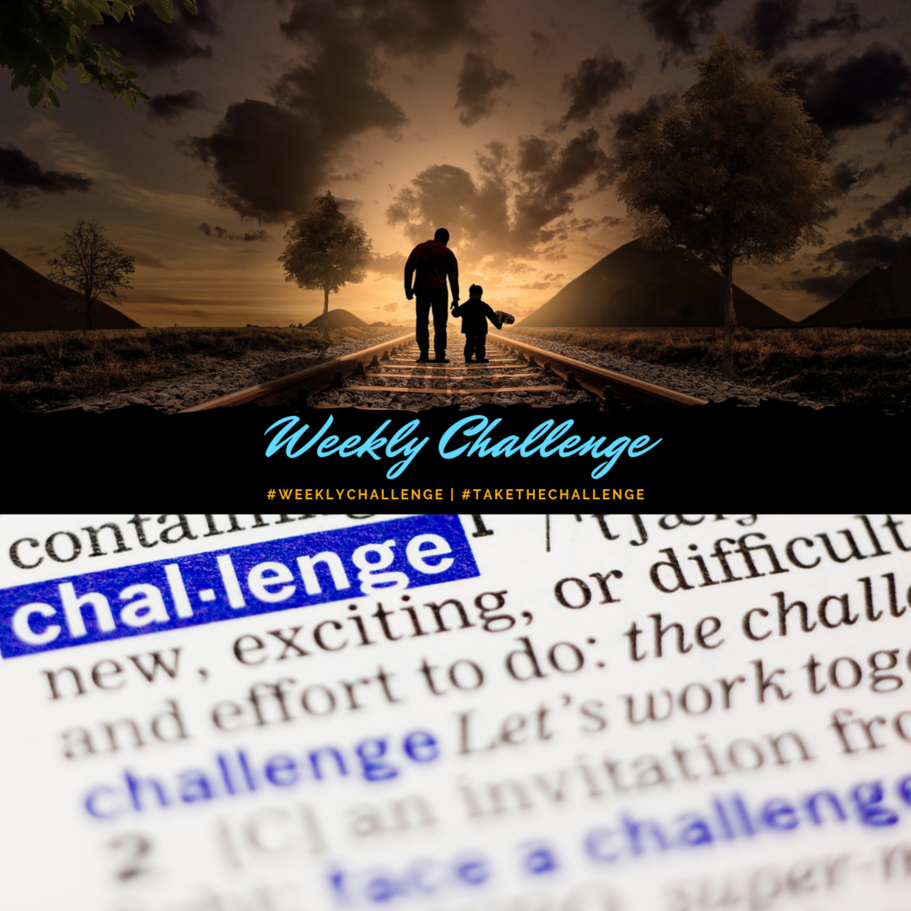 #WeeklyChallenge | From Ep 51 With Dr. Kelly Duffy