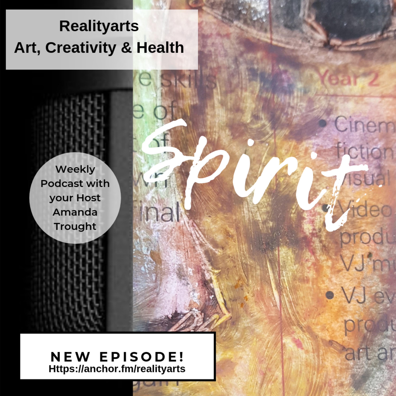 Episode 80 - Creating in Faith - Spirit
