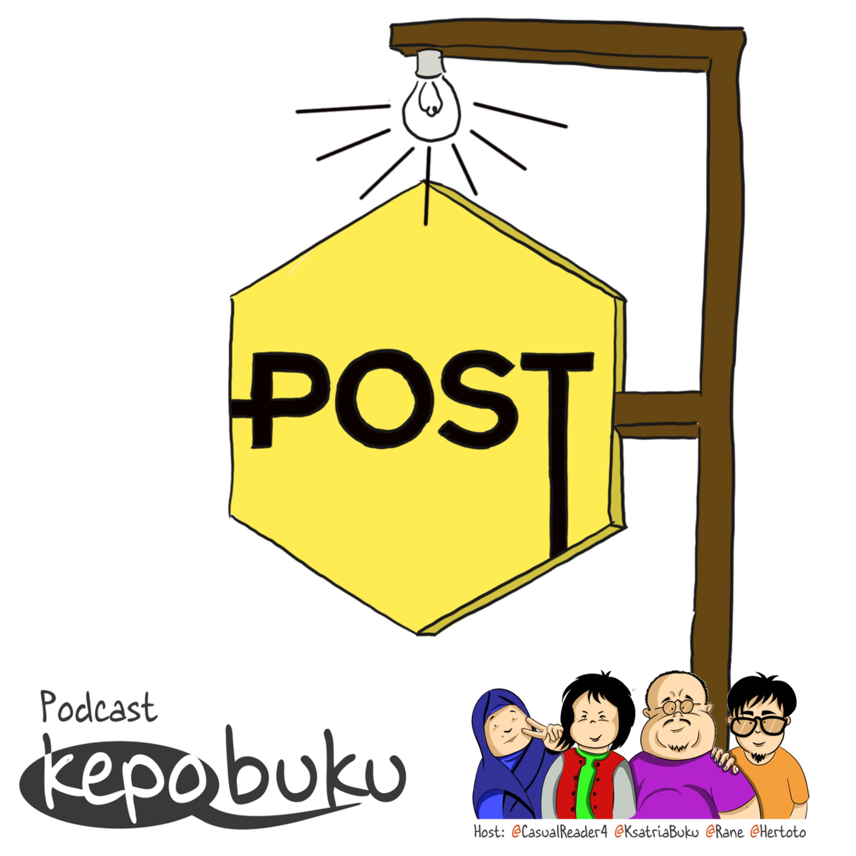 Episode #10: Ngobrol dengan Pemilik Toko Buku Post Santa