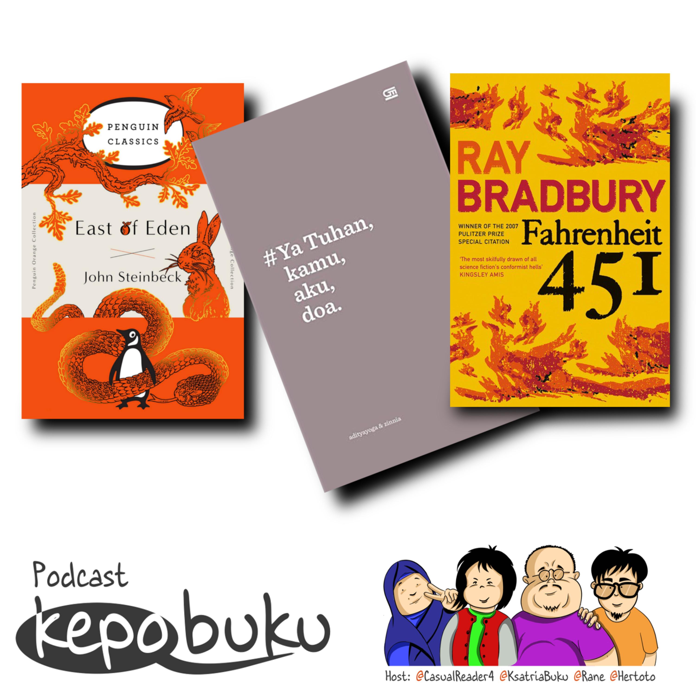 Episode #11: Surat dan Review dari Teman-teman Kepo Buku