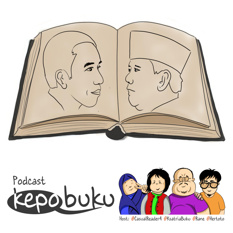 Kepo Buku #12: Rekomendasi Buku untuk Prabowo dan Jokowi (Re-run)