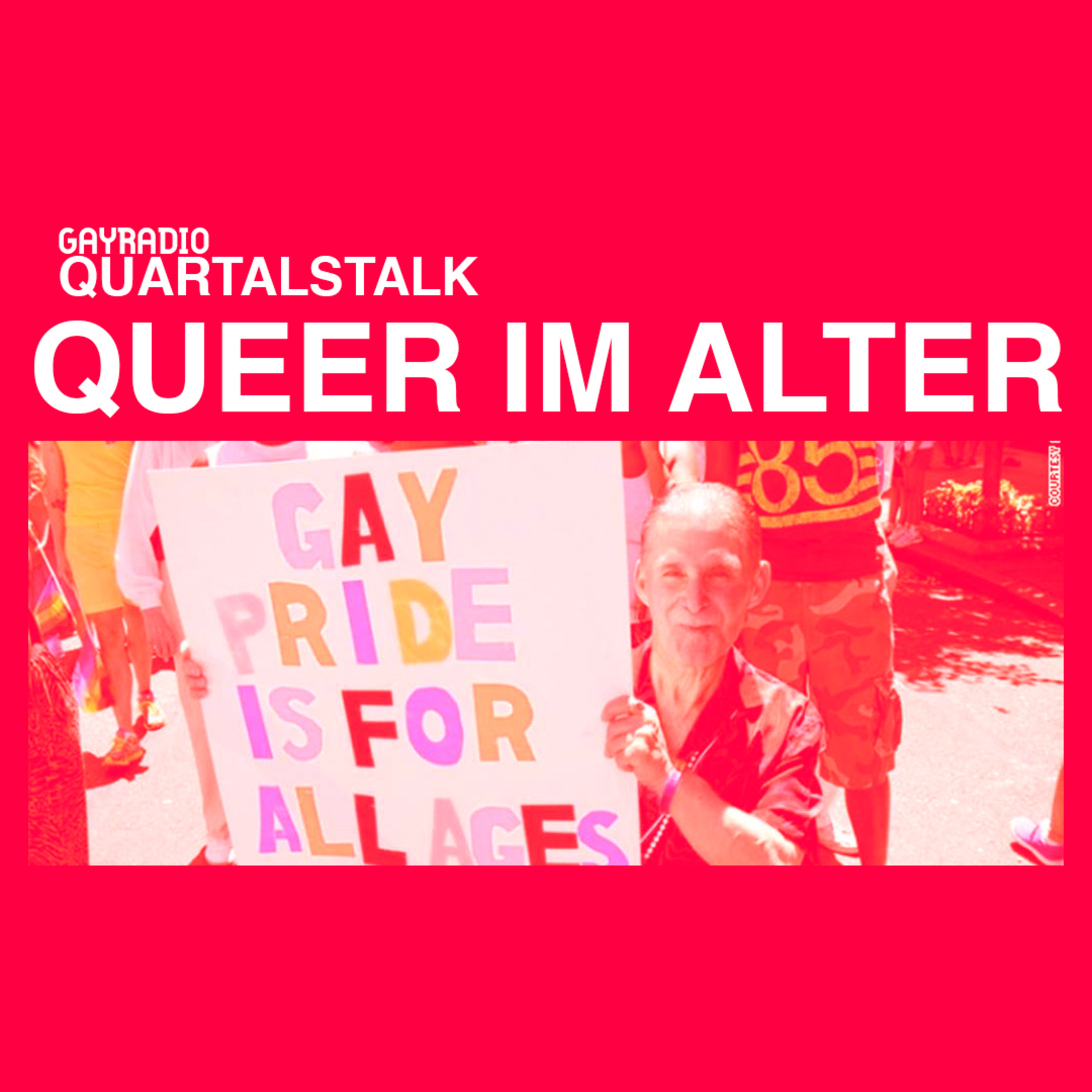 Thema: Queer im Alter | Quartalstalk