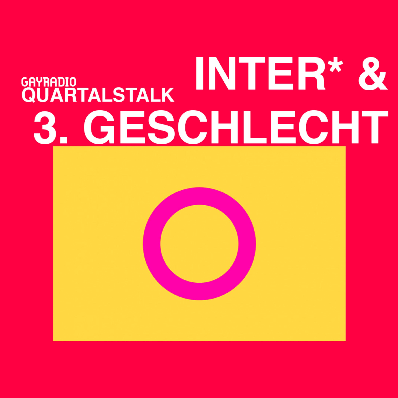 Themen: Inter* & 3. Geschelcht | Quartalstalk