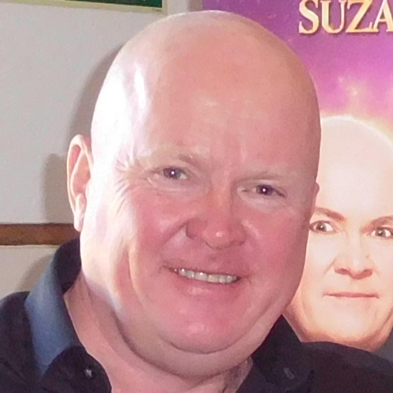 John Hannam Meets Steve McFadden