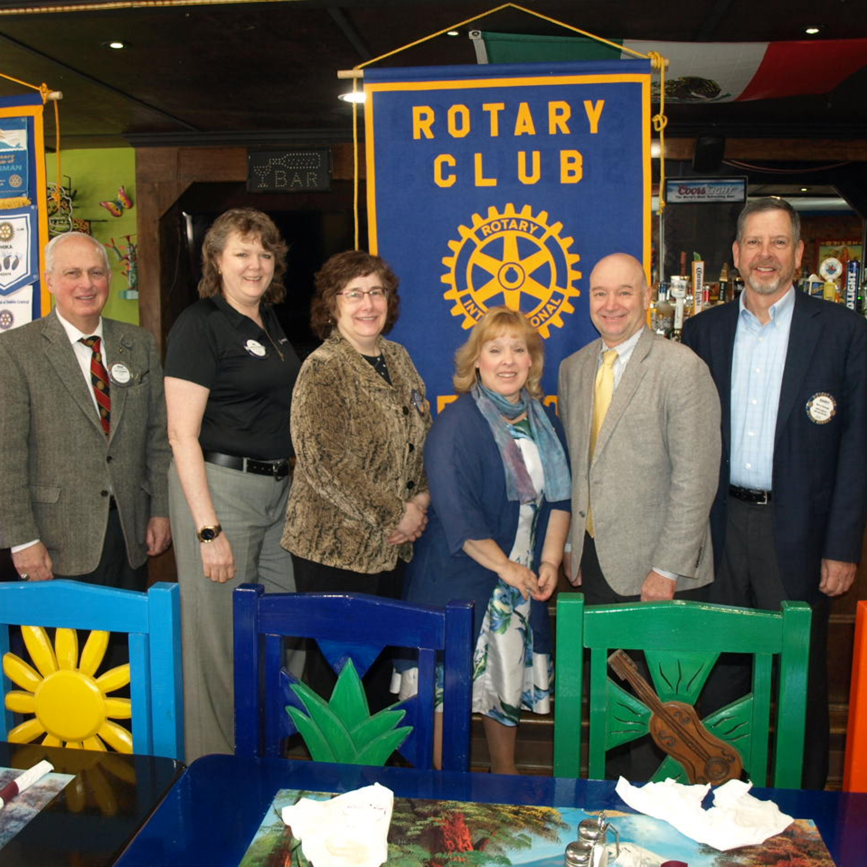 A Festival and More from Red Hook Rotary (Aired on May 4 and 5, 2019)
