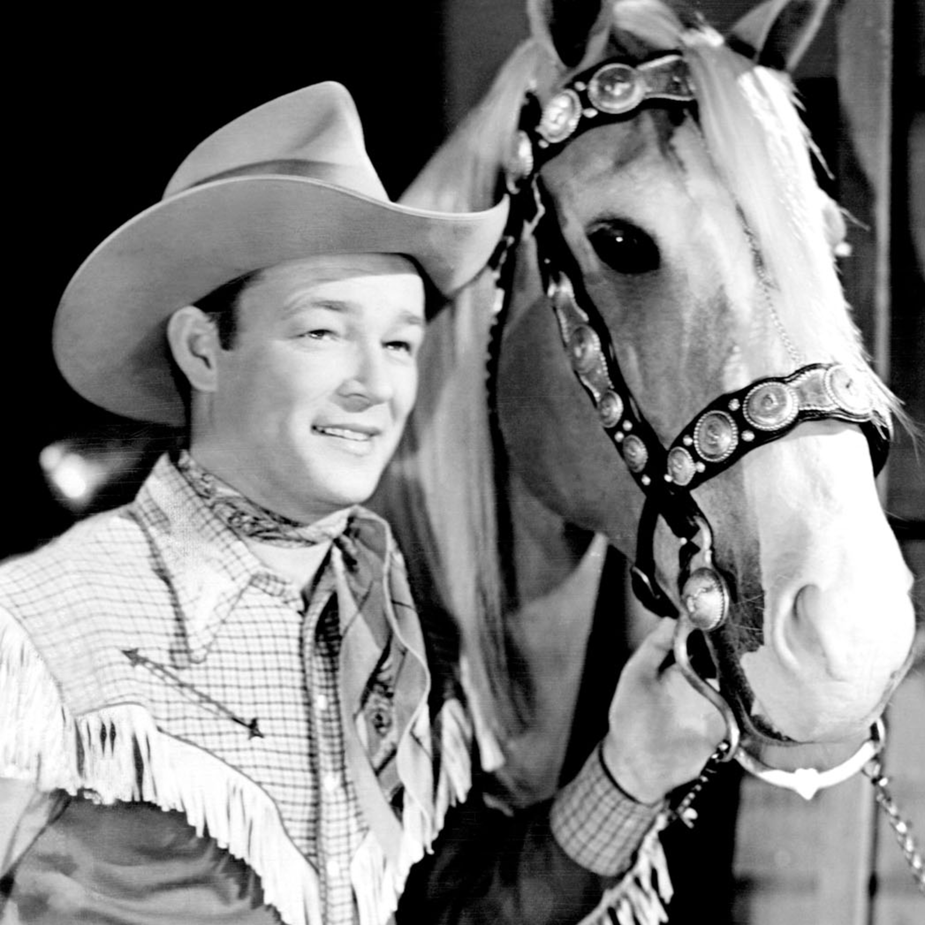 The Old West Podcast - Roy Rogers - Lone Ranger - Six Shooter - Gunsmoke