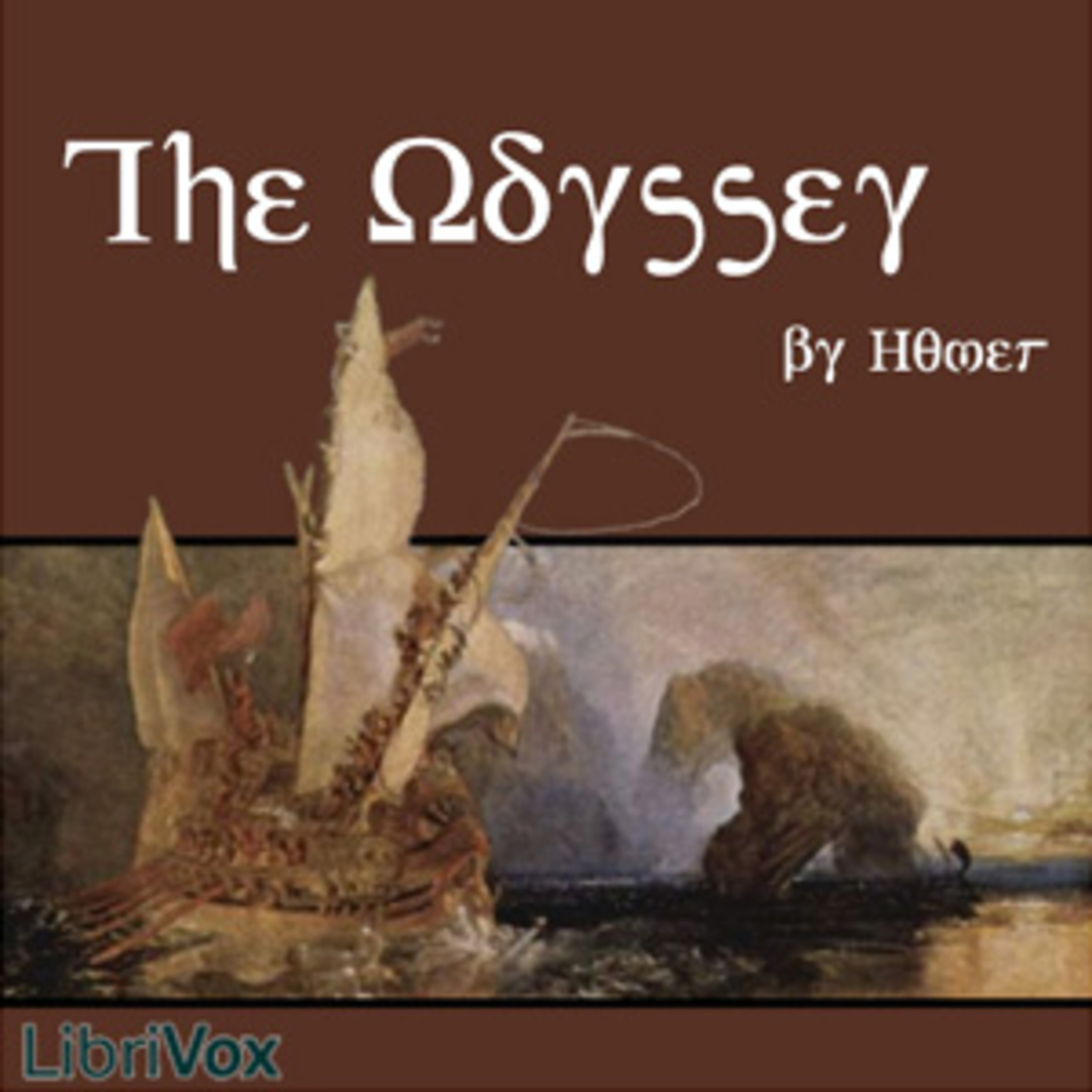 The Odyssey - Homer - Books 1-3