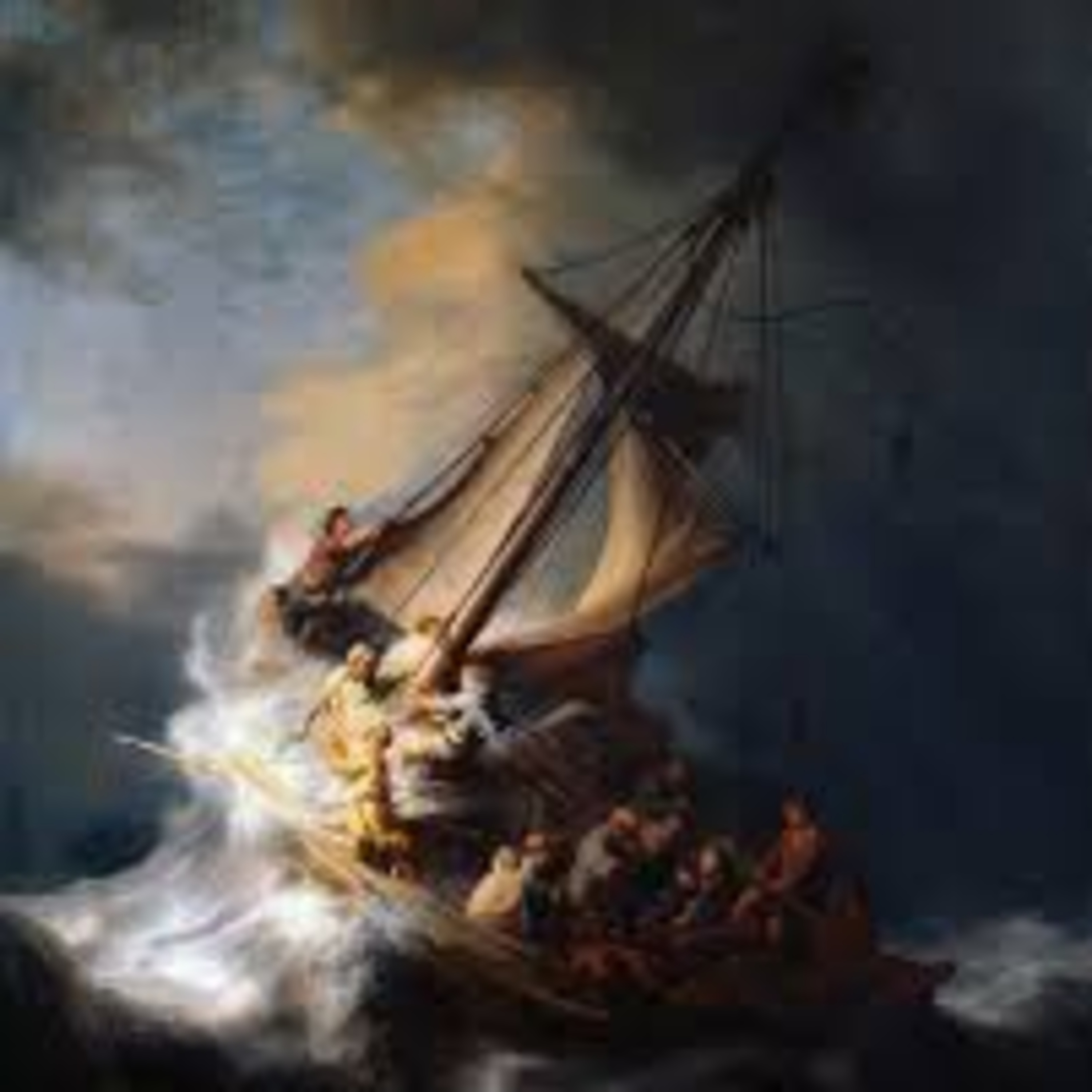 Storm At Sea - The Ave Maria Hour - Audio Drama of the Life of Christ