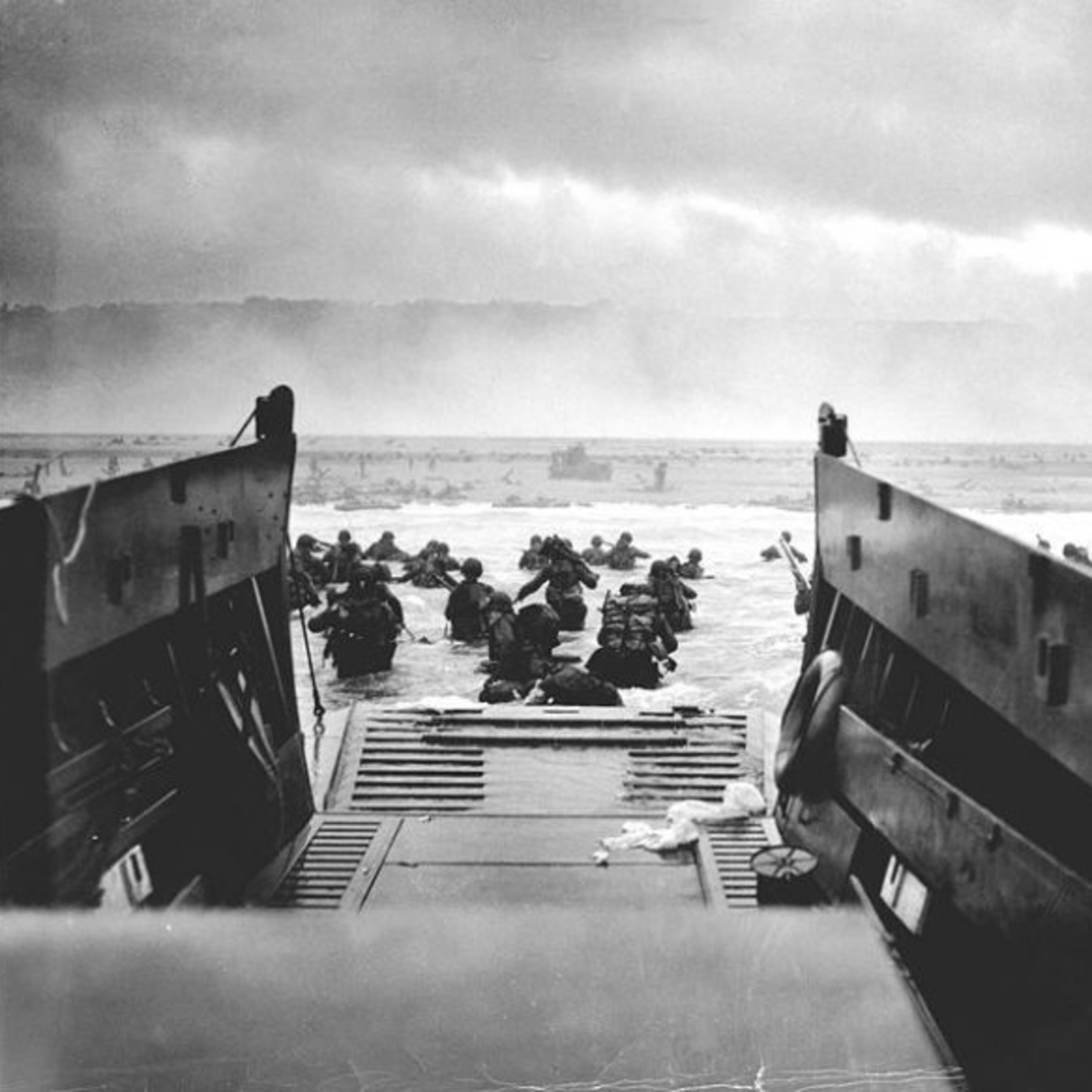 D-Day - Rare Recording of Complete CBS Radio Broadcast Day - June 6, 1944 - Part 11 - Live History on the Radio!
