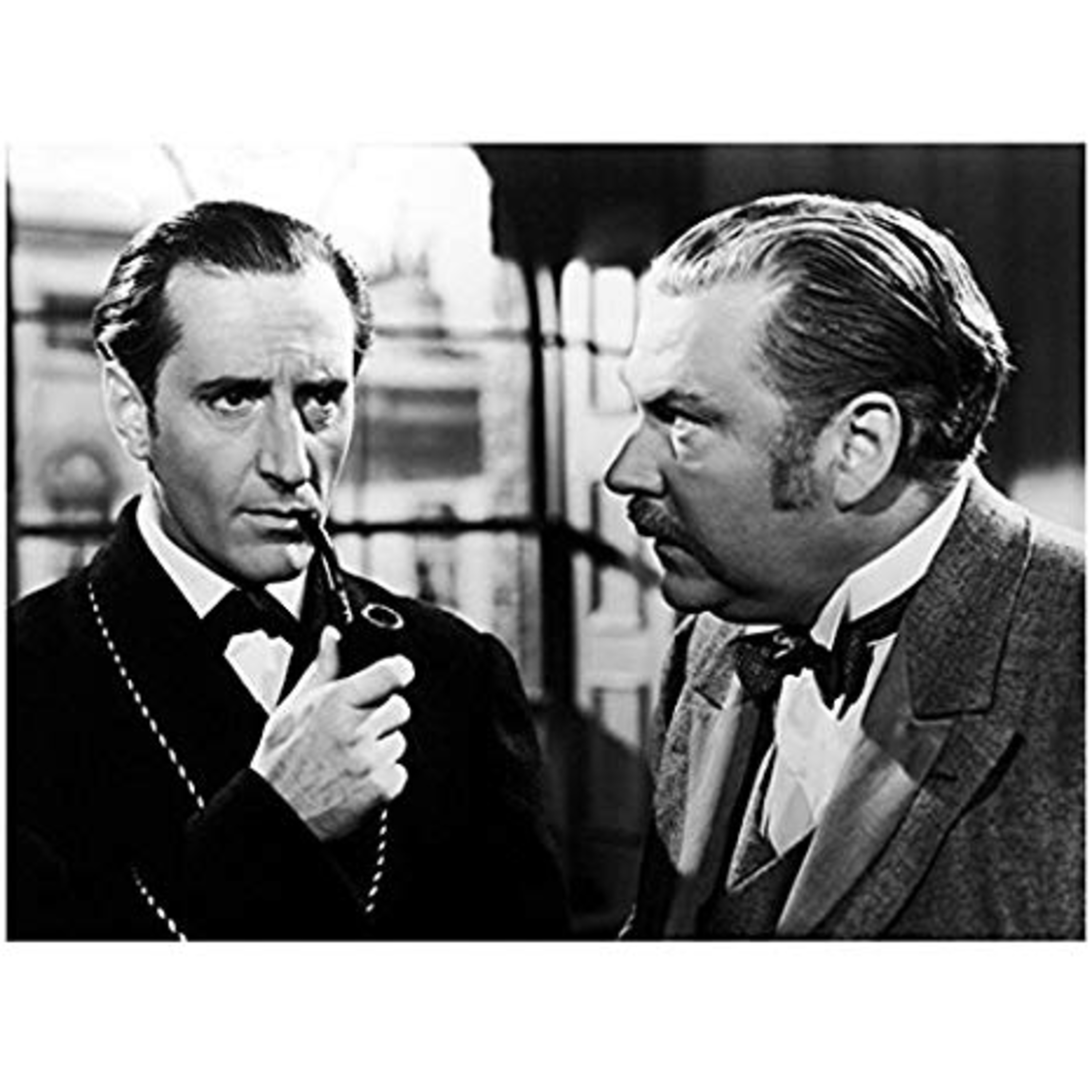 The New Adventures of Sherlock Holmes - Featuring Basil Rathbone and Nigel Bruce - The Speckled Band - Adventure of the Missing Submarine Plans