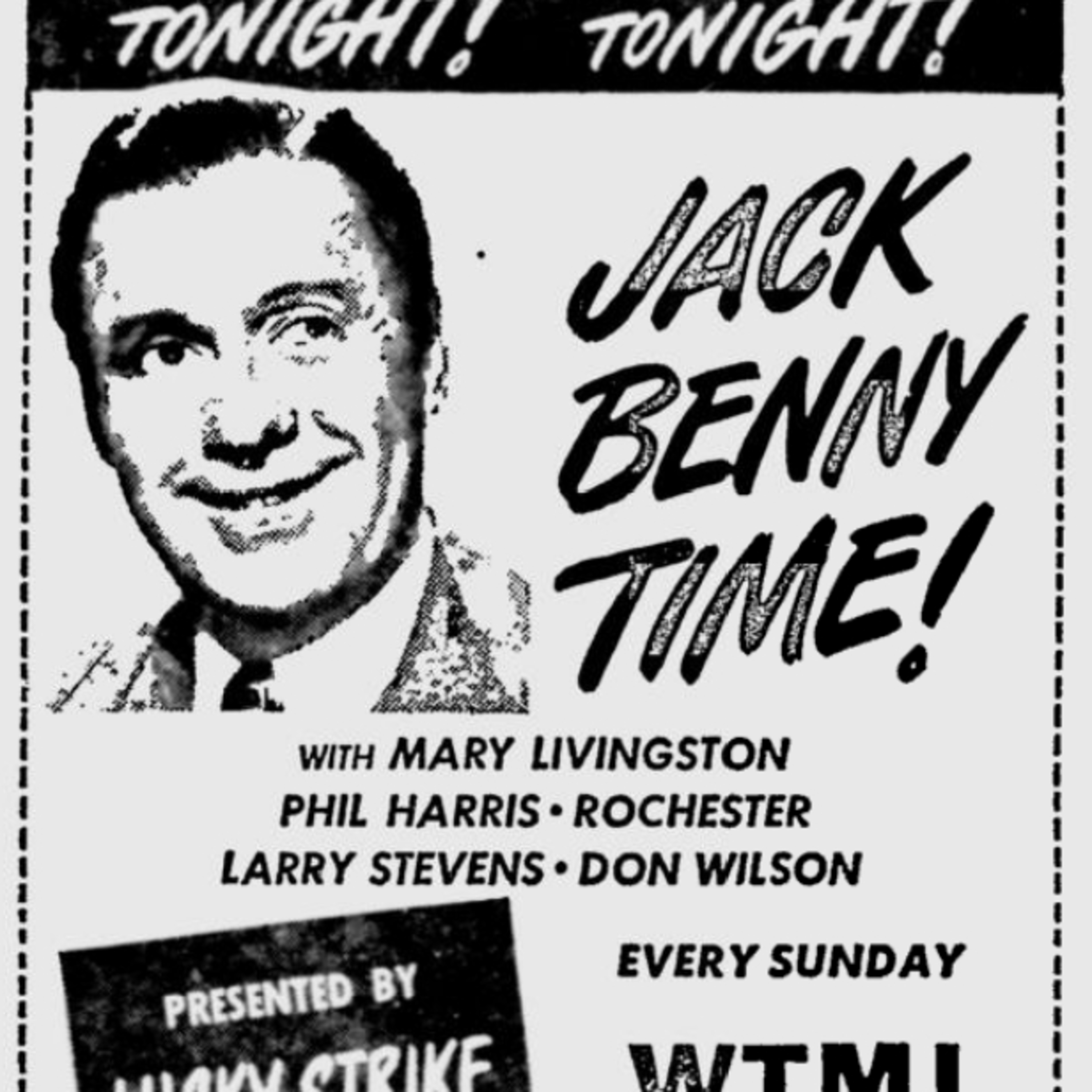 The Complete Jack Benny Podcast - All of Jack's Shows Chronologically From 1932-1958 - Uncle Tom's Cabin - Miniature Women - Don't Live Right - 1933-1934