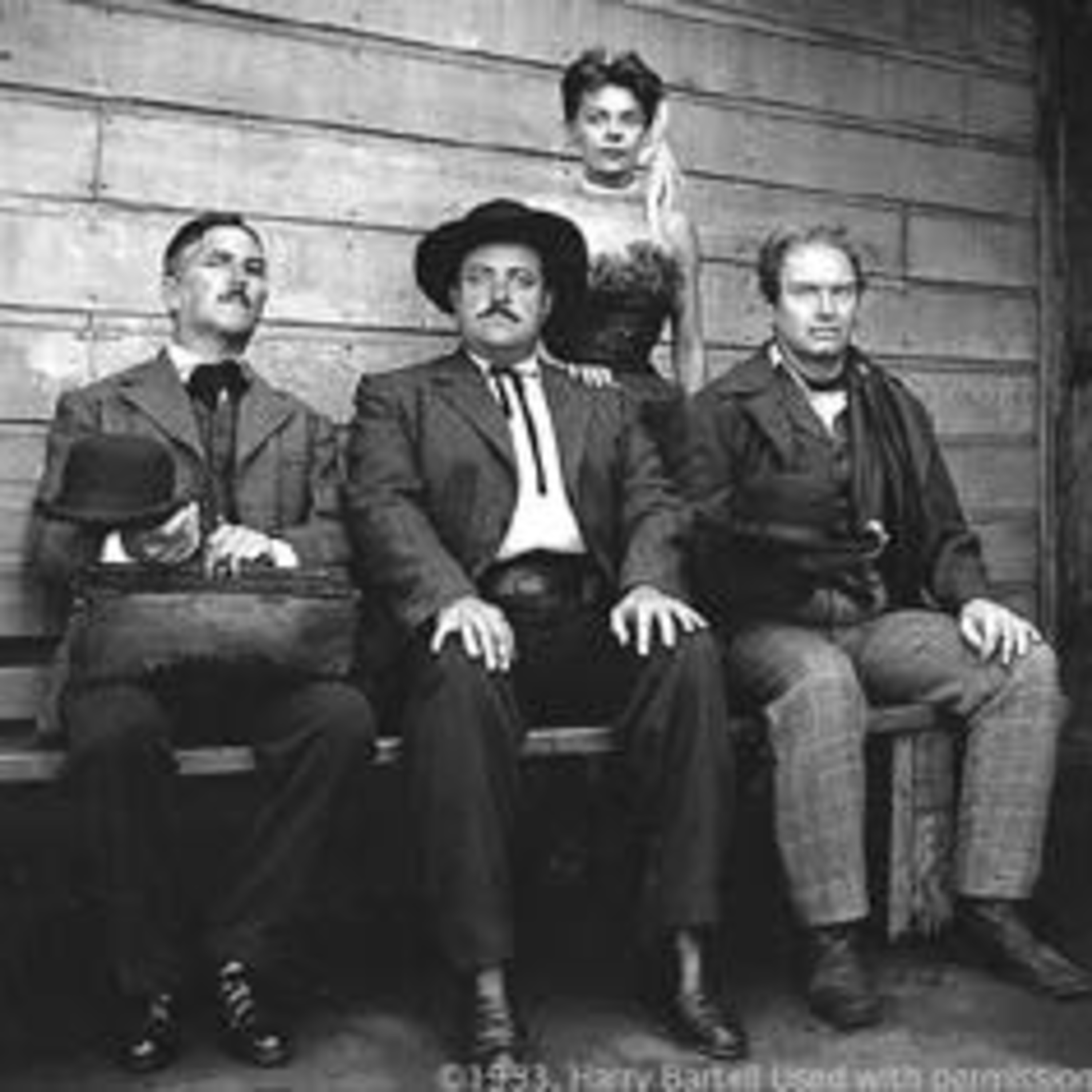 The Gunsmoke Podcast - Murder Warrant - Cara - Radio's Last Great Dramatic Series - Episodes 105 and 106