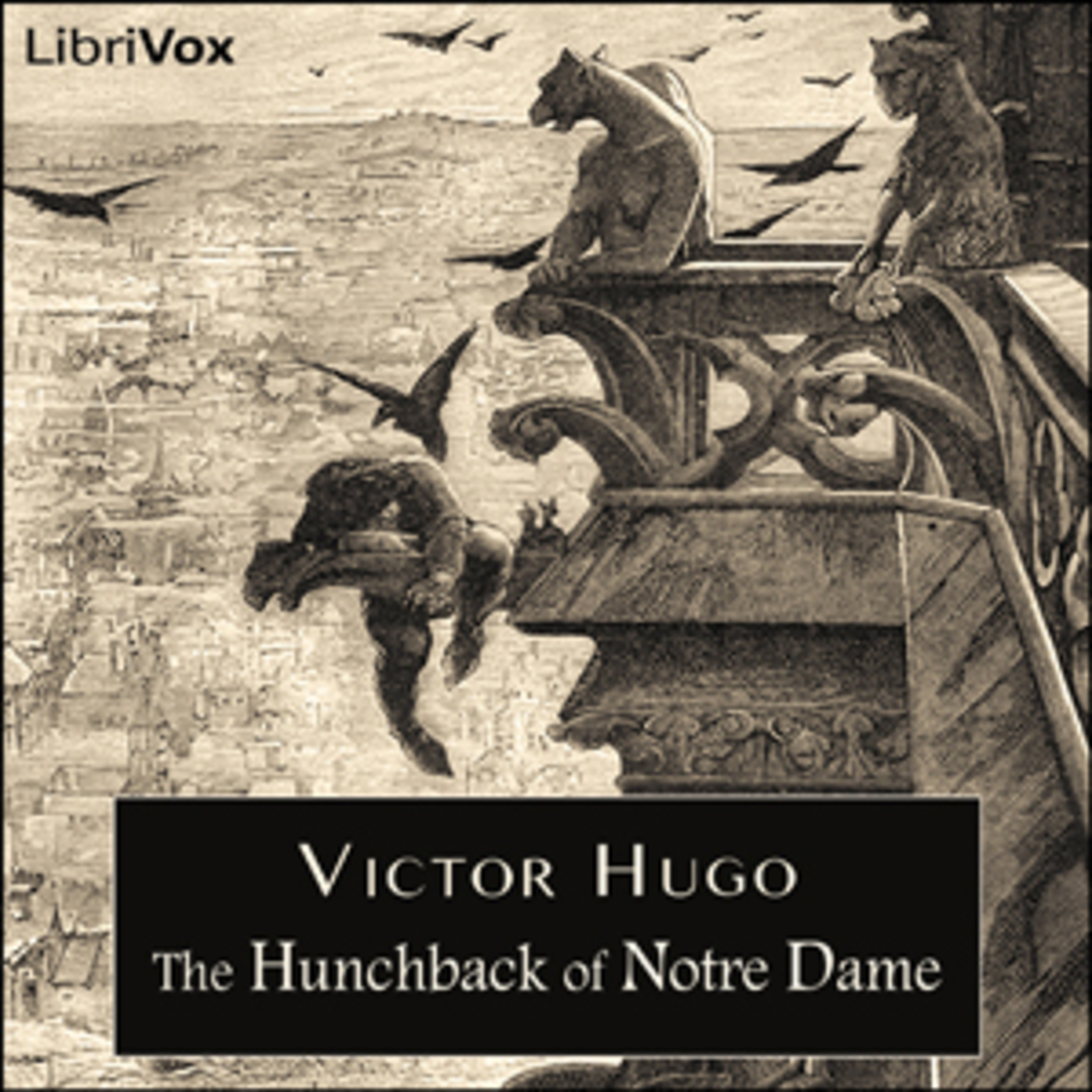 The Hunchback of Notre Dame Podcast - Victor Hugo - Book 2 - 4-6 - Inconvenience of Following a Pretty Woman Through the Streets in the Evening